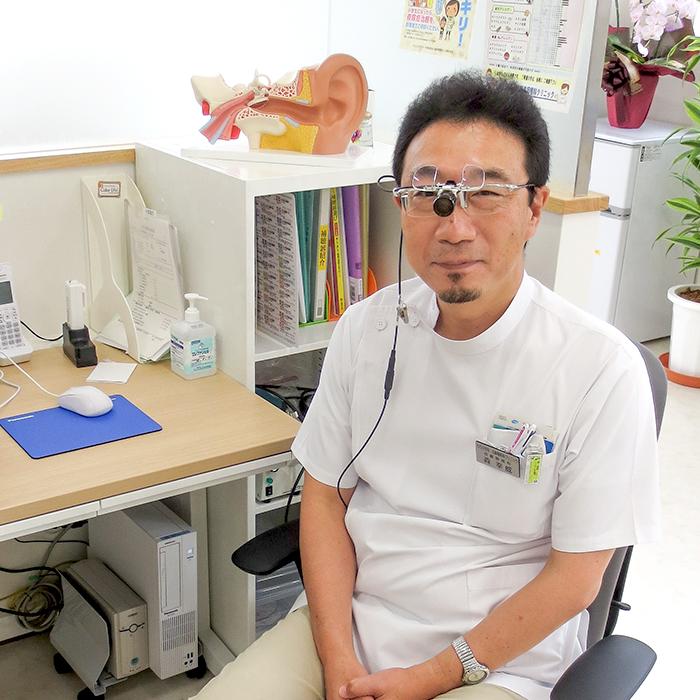 もり小児耳鼻咽喉科クリニックの医師:森 幸威