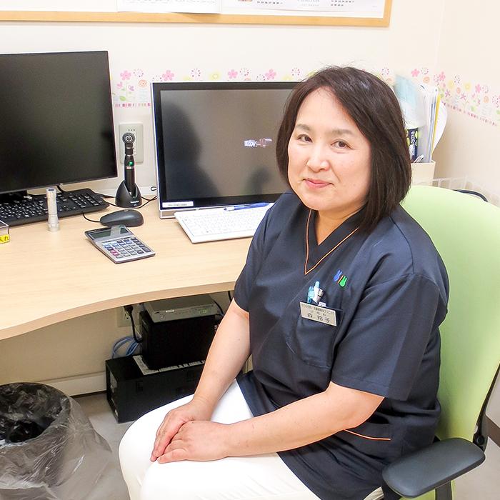もり小児耳鼻咽喉科クリニックの医師:森 玲子